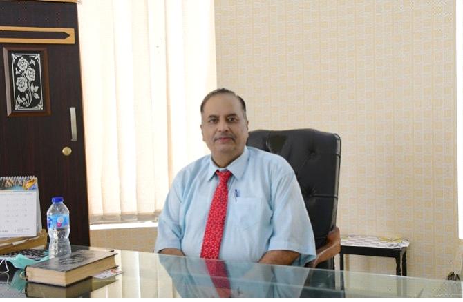 Prof. Dr Saeed ul Hassan